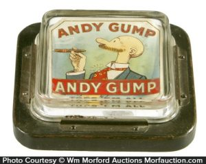 andy Gump Change Receiver