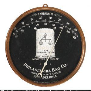 Philadelphia Bag Company Thermometer
