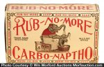 Rub-No-More Carbo-Naptho Box