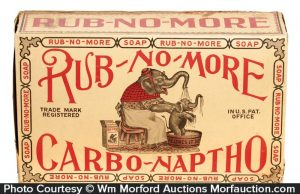 Rub-No-More Carbo-Naptho Box