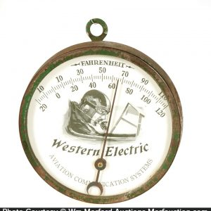 Western Electric Thermometer