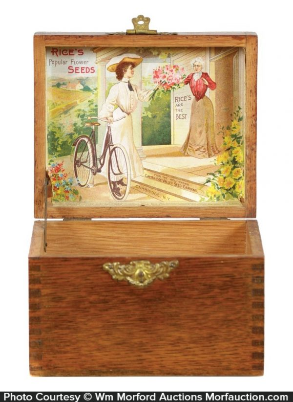 Rice's Seeds Box