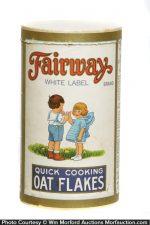 Fairway Oat Box