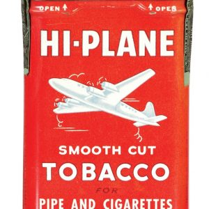 Hi-Plane Smooth Cut Tin