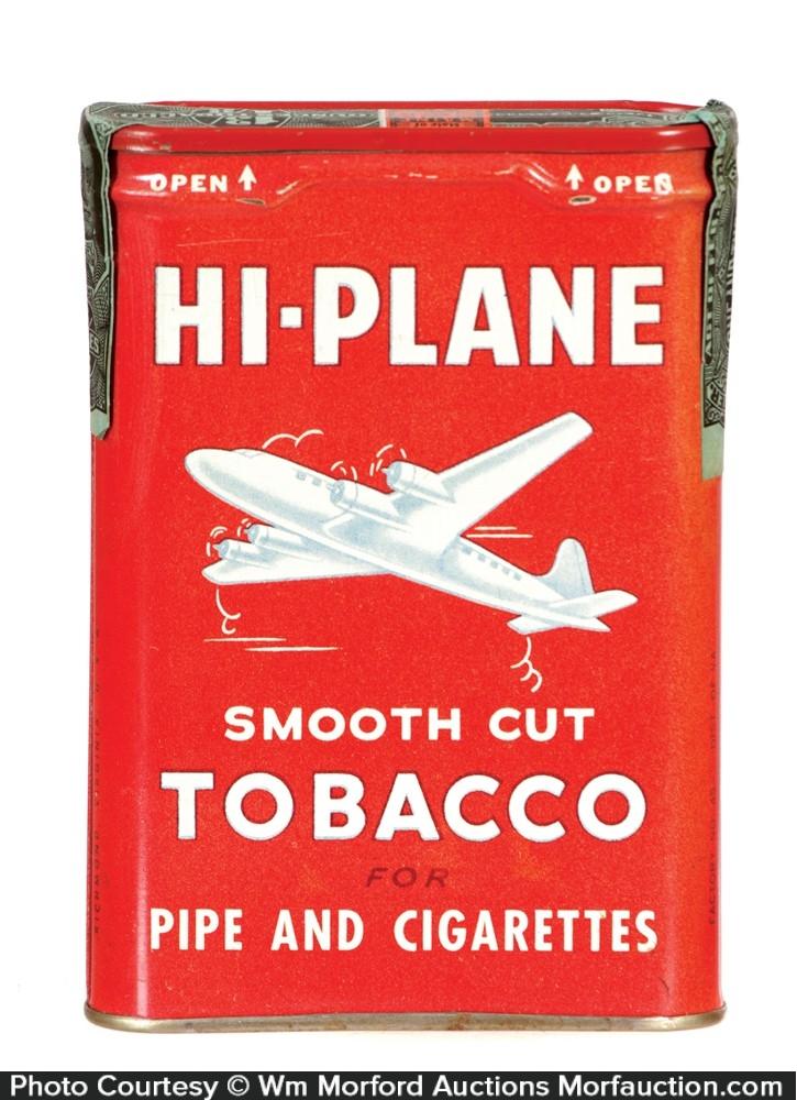 Hi-Plane Smooth Cut Tin