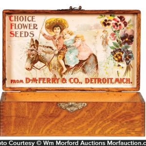 Ferry Choice Flower Seeds Box