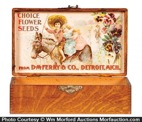 Ferry Choice Flower Seeds Box