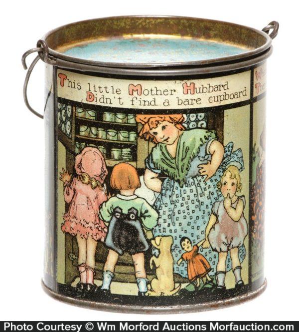 Van Dyk's Peanut Butter Tin