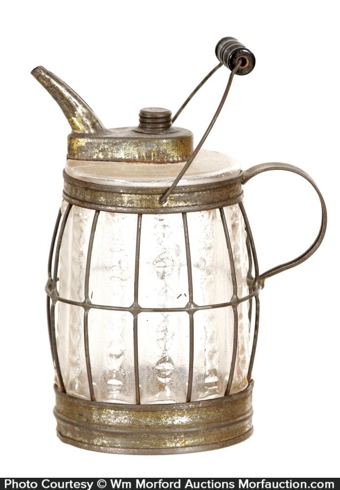 Sample Sized Kerosene Container
