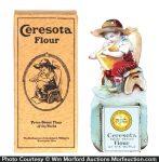 Ceresota Flour Match Holder