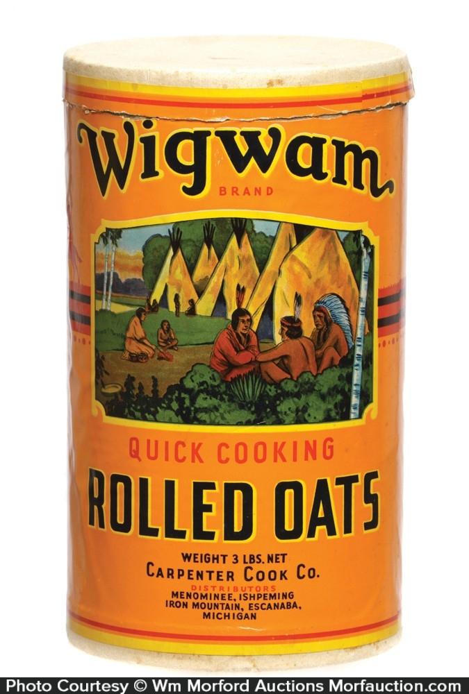 Wigwam Oat Box