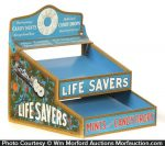 Life Savers Display