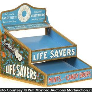 Life Savers Display