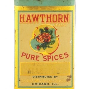 Hawthorn Spice Tin