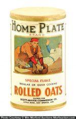 Home Plate Oat Box
