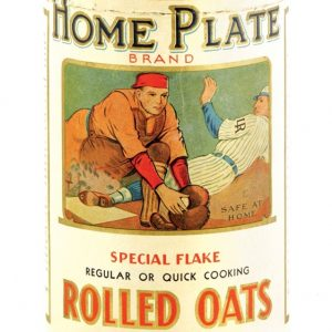 Home Plate Oat Box