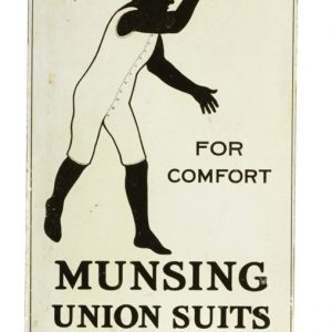 Munsing Wear Door Push