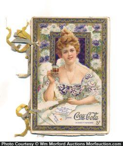 1903 Coca-Cola Menu