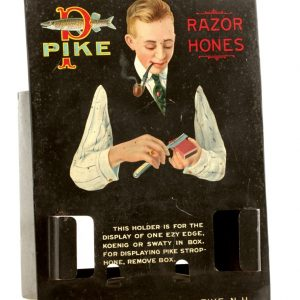 Pike Razor Hones Display