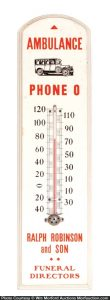 Ambulance Thermometer