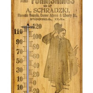 Men's Store Thermometer