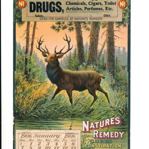 Nature's Remedy Cure Calendar