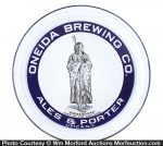Oneida Brewing Co. Tray