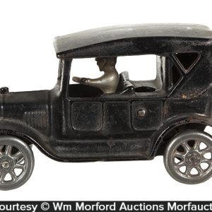 Arcade Cast Iron Model T Car Bank