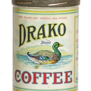 Drako Coffee Can