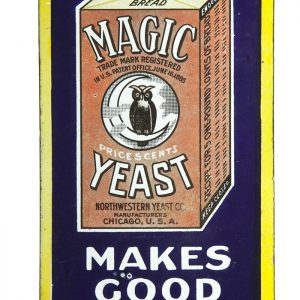 Magic Yeast Door Push