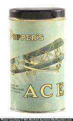 Popper's Ace Cigar Tin