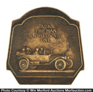 Packard Autos Paperweight