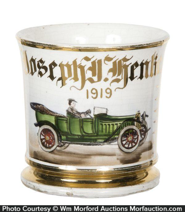 1919 Auto Saving Mug