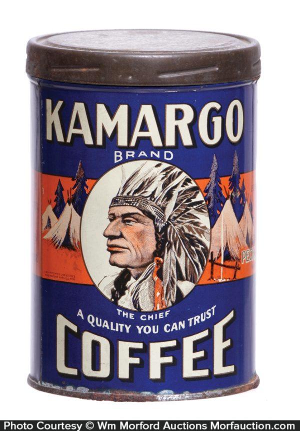 Kamargo Coffee Can