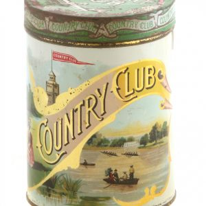 Country Club Cigar Can