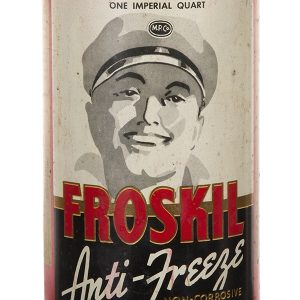 Froskil Anti-Freeze Can