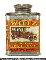 Whiz Rapid Repair Enamel Tin
