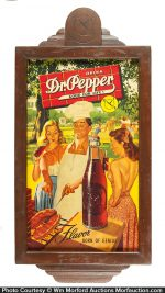 Dr. Pepper Good for Life Sign