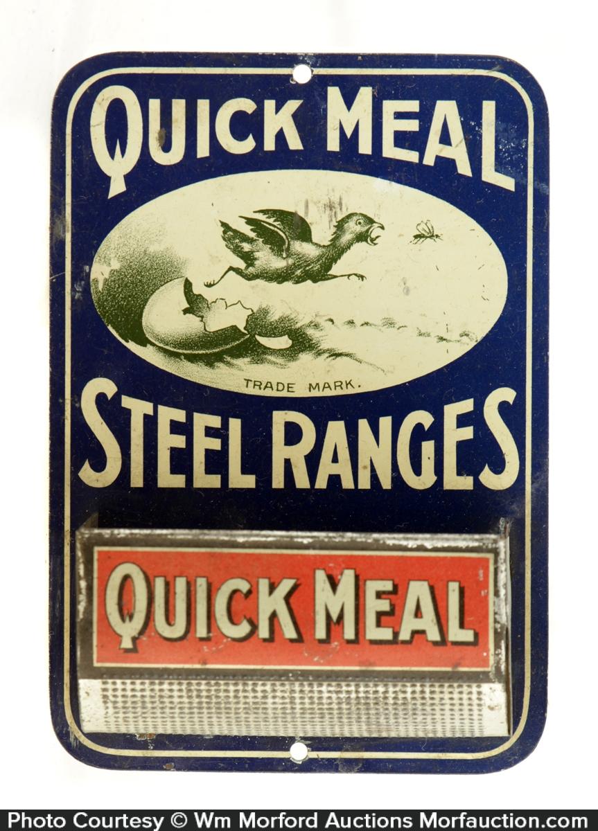 Quick Meal Ranges Match Holder
