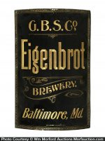 Eigenbrot Brewery Sign