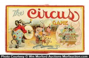 The Circus Board Game