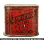 Drawing Room Tobacco Tin