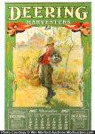 1905 Deering Harvesters Calendar