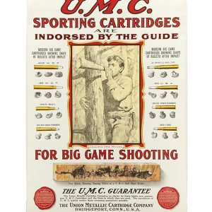 UMC Sporting Cartridges Poster