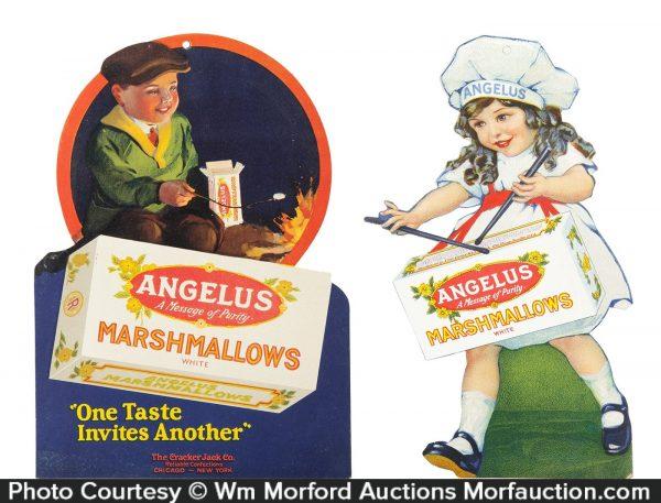 Angelus Marshmallows Signs