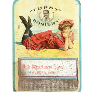Topsy Hosiery Match Holder