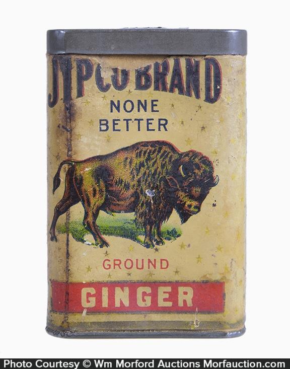 Jipco Spice Tin