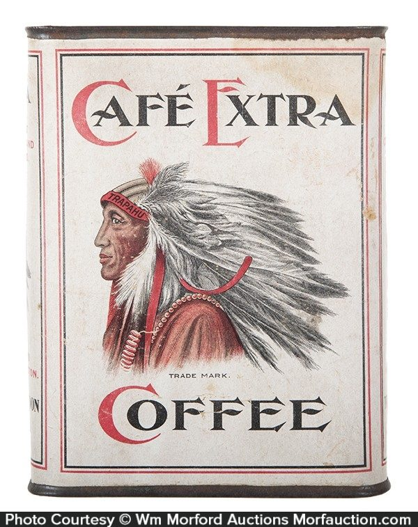 Cafe Extra Coffee Can