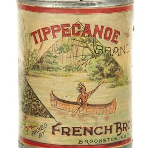 Tippecanoe Vegetable Tin