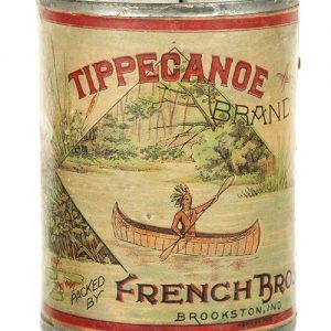 Tippecanoe Vegetable Tin